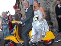 Heather & Steve's wedding