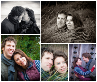 Preview from Hannah & Mark's engagement shoot