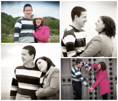 Preview from Dominic & Hanna's engagement shoot
