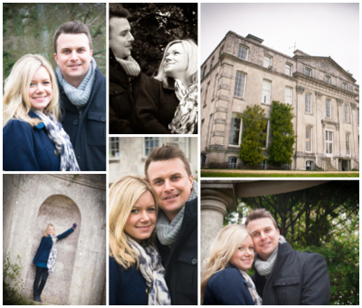 The engagement shoot of Jo & Stuart